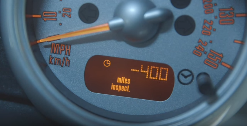 MINI SERVICE: DASHBOARD INDICATOR.